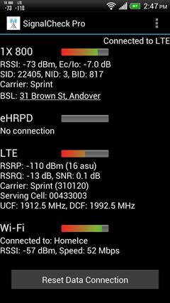 SignalCheck Pro v4.49