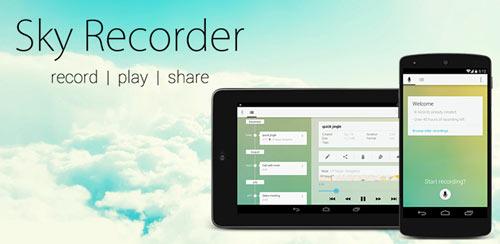 Sky Recorder pro v2.1.20
