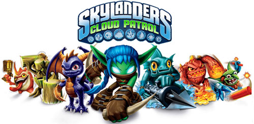 Skylanders Cloud Patrol v1.9.5 + data