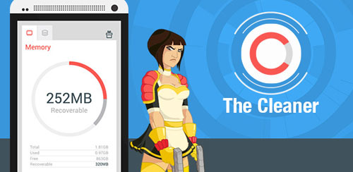 The Cleaner – Speed up & Clean 1.2.1