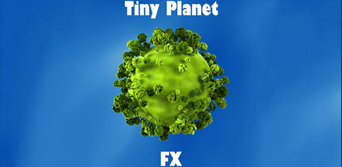 Tiny-Planet-Fx