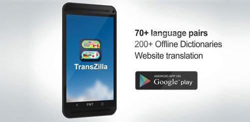 TransZilla Voice Translator Pro v2.1