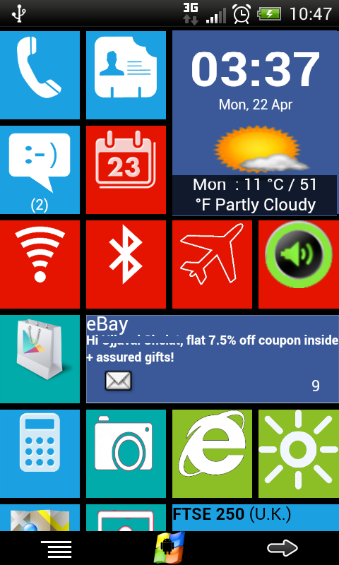 Windows 8 + with Live Tiles v2.6
