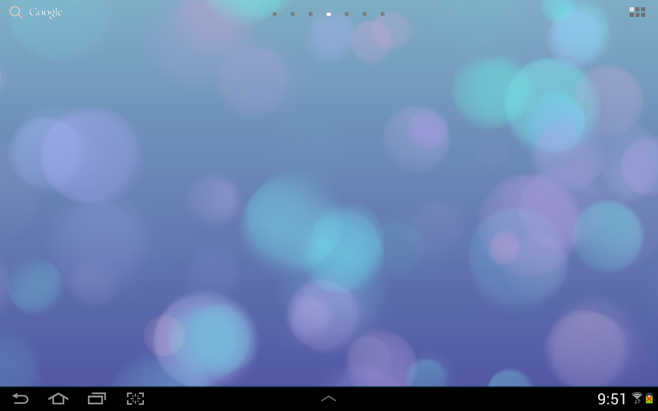 Light Drops Live Wallpaper v1.2
