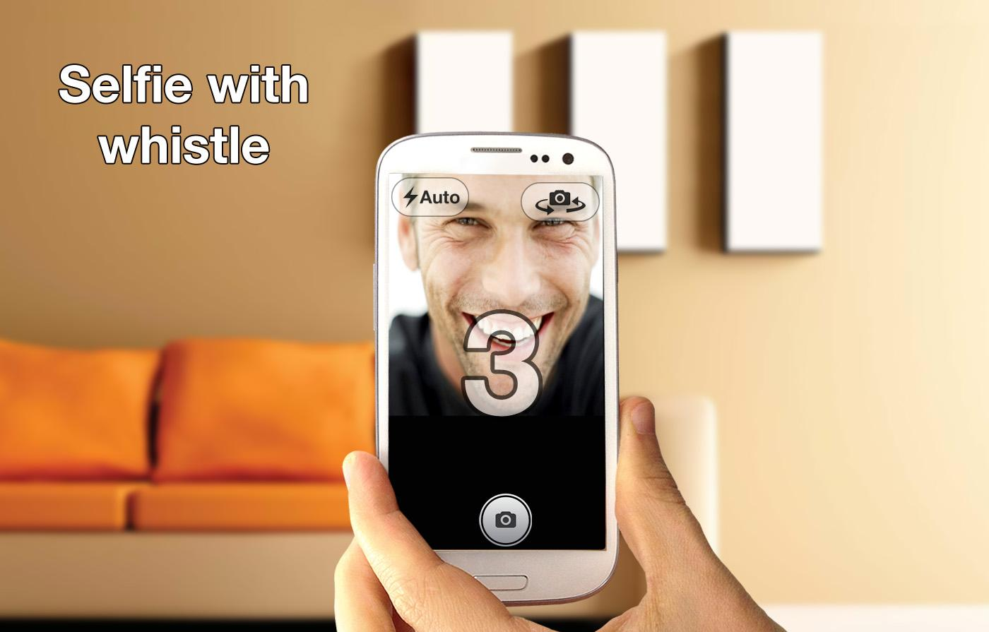 Whistle Camera – Selfie & More Pro v1.1.0