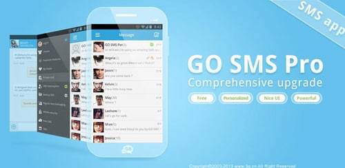 GO SMS Pro(Messages & Contact) 5.42