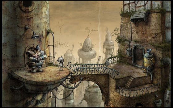 Machinarium v2.4.4 + data