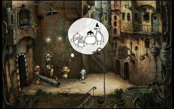 Machinarium v2.5.4 + data