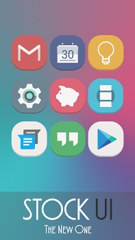 Stock UI – Icon Pack v168.0