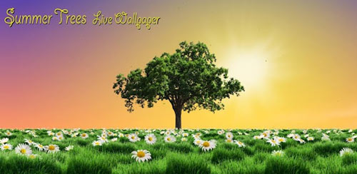 summer-trees-live-wallpaper