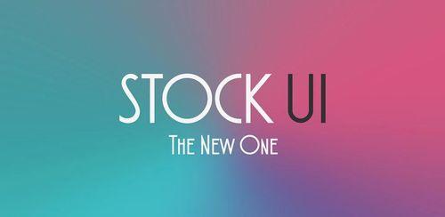 Stock UI – Icon Pack v156.0