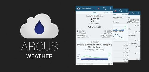 Arcus Weather v6.0.0.6