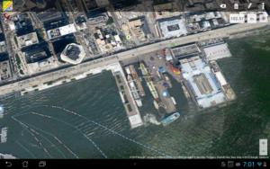 تصویر محیط Maps Ruler Pro v3.3.1