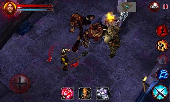 Dungeons & Demons – Game of Dungeons (Action RPG) v1.9.3