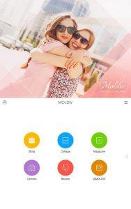 تصویر محیط MOLDIV by JellyBus v3.3