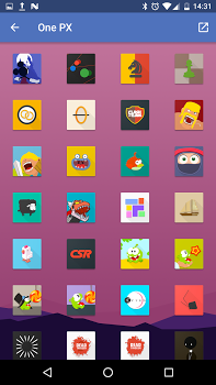 OnePX – Icon Pack v6.5
