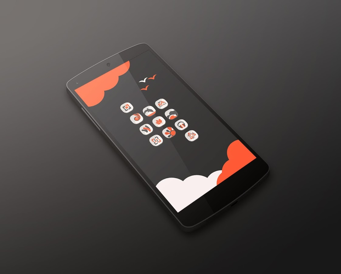 Magma UI Icon Pack v3.7