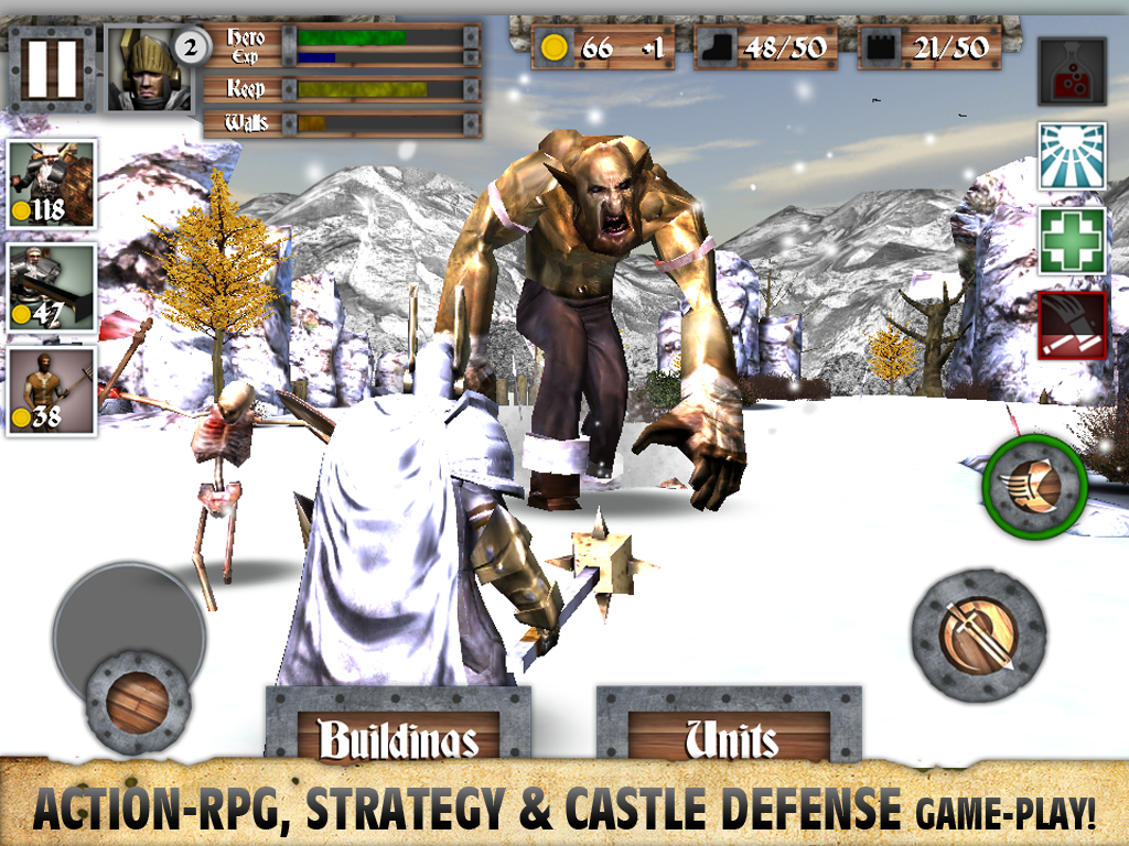 Heroes and Castles v1.00.04.2 + data