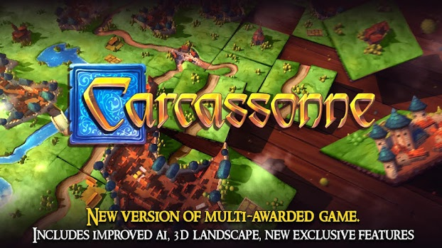 Carcassonne: Official Board Game -Tiles & Tactics v1.5