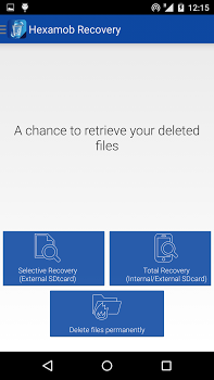 Hexamob Recovery PRO *ROOT* v5.1