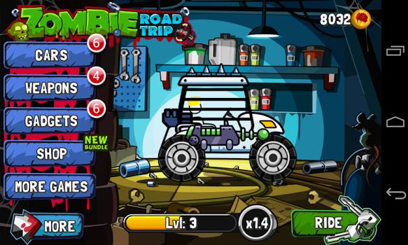Zombie Road Trip v3.23