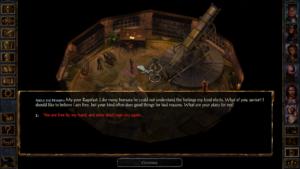 تصویر محیط Baldur's Gate: Enhanced Edition v2.5.17.0 + data