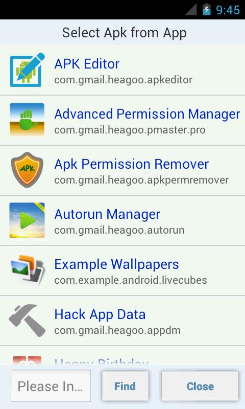 APK Editor Pro v1.6.12