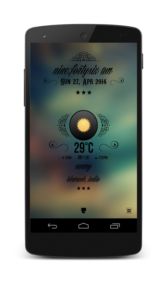 Royal Zooper Widgets v1.7