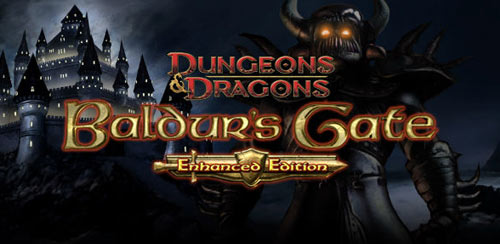 Baldur's Gate Enhanced Edition v1.3 + data