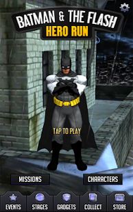 Batman & The Flash: Hero Run v2.1.1