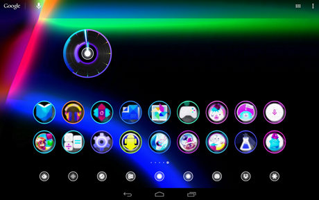 CRAVE Multi-Launcher Theme v1.21