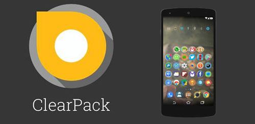 ClearPack (Nova|Apex|Go|ADW) v2.3
