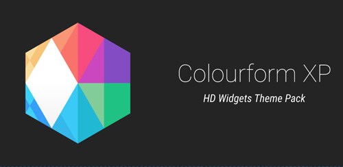 Colourform XP (for HD Widgets) v2.1.1