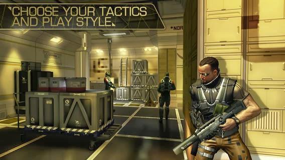 Deus Ex: The Fall v0.0.20~23 + data
