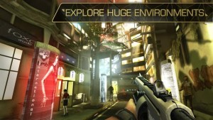 Deus Ex The Fall APK 4