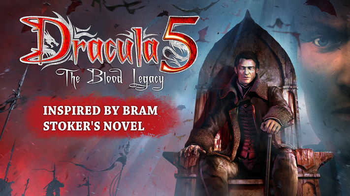 Dracula 5: The Blood Legacy HD v1.0.3 + data