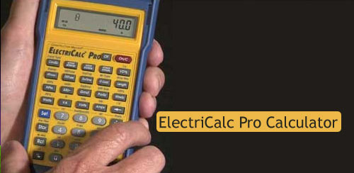 ElectriCalc Pro Calculator v1.0.7