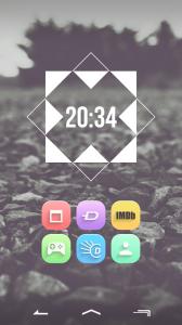 Faint 2.0 - Icon Pack2547