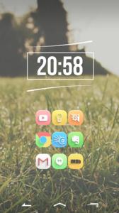 Faint 2.0 - Icon Pack36