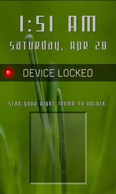 Fingerprint Lock v2.3