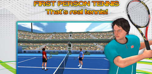 First Person Tennis World Tour v1.6 + data