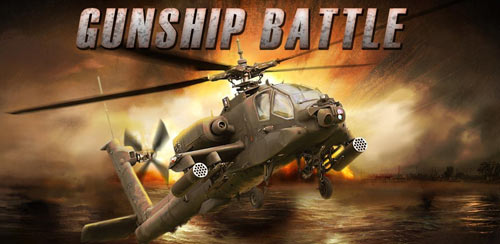 Gunship-Battle