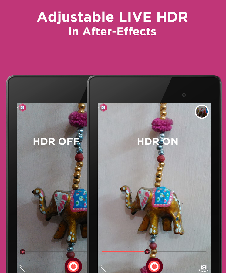 Holo Camera Plus HDR v3.1