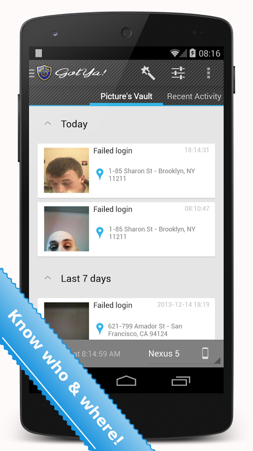 GotYa! Security & Safety v3.1.11