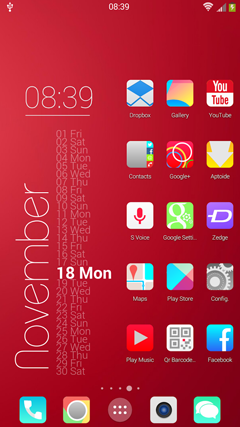 KitKat HD Launcher Theme icons v9