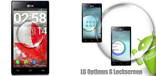 LG Optimus Lockscreen v3.1.6