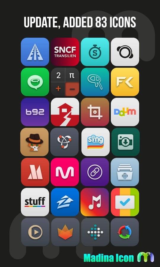 Madina Icon Pro v1.0.4