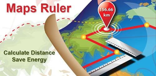 Maps Ruler Pro v3.3.1
