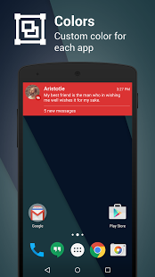 Metro Notifications v7.2