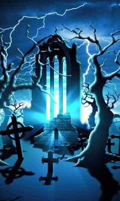 Mystic Cemetery Live Wallpaper v1.0